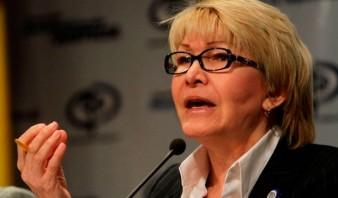 Luisa Ortega Díaz afirmó que no se puede exigir  paz