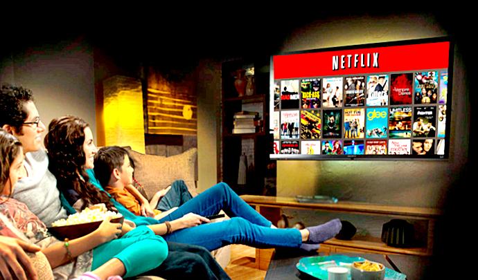 Netflix posee un repertorio de mas de 1.000 producciones originales