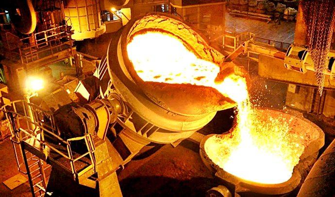 La empresa siderúrgica víctima del canibalismo