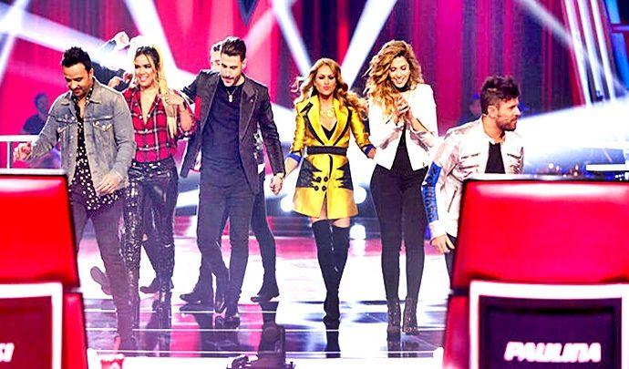 Llegó a su final el Reality Show La Voz de España