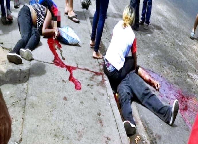 Mueren en la parada el Mirador de San Félix