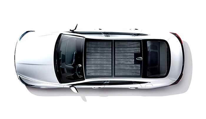 El auto de la nueva era ecológica