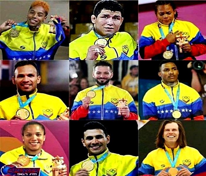 Los atletas venezolanos fueron a Lima 2019 a ganar y lo hicieron