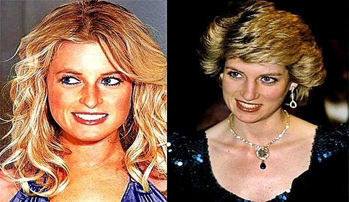 Diana tuvo una hija productos de unas pruebas de fertilidad de ella y Carlos su esposo
