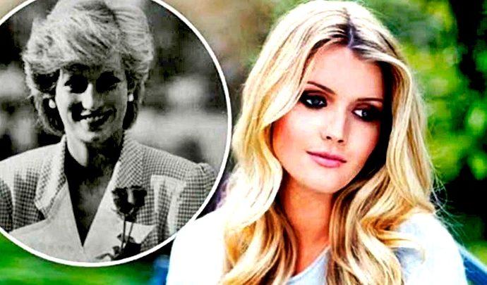 Una supuesta hija de Diana y Carlos causa revuelo en los medios