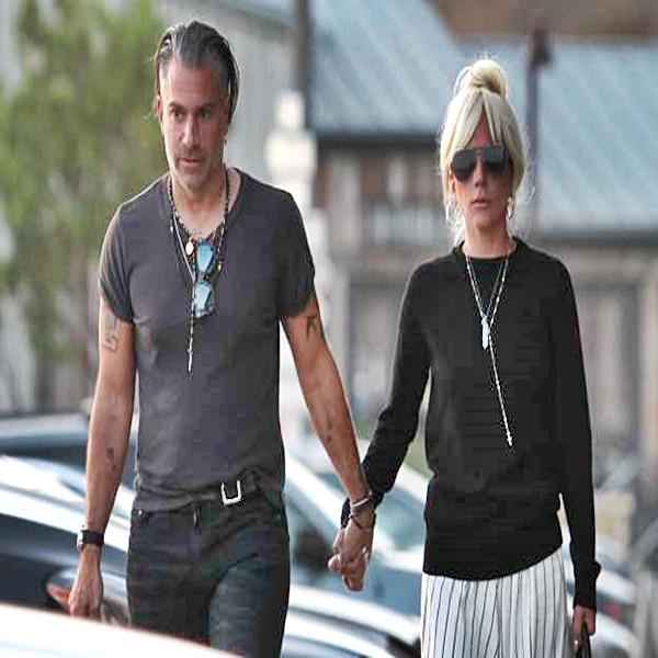 Lady Gaga se separa de su pareja después de tres años