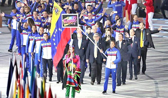 Los atletas venezolanos dieron la buena batalla en Lima 2019