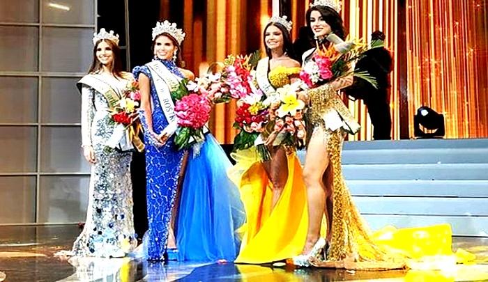 Michell Castellano la nueva Miss Earth Venezuela