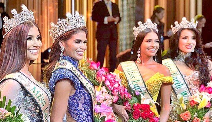 La nueva Miss Earth Venezuela, quien viajará a representar a Venezuela a las Islas Marianas del Norte