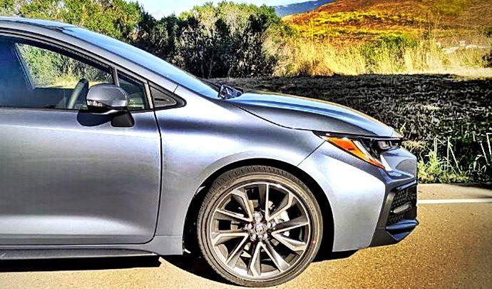 Toyota Corolla 2020 muestra una nueva tecnología