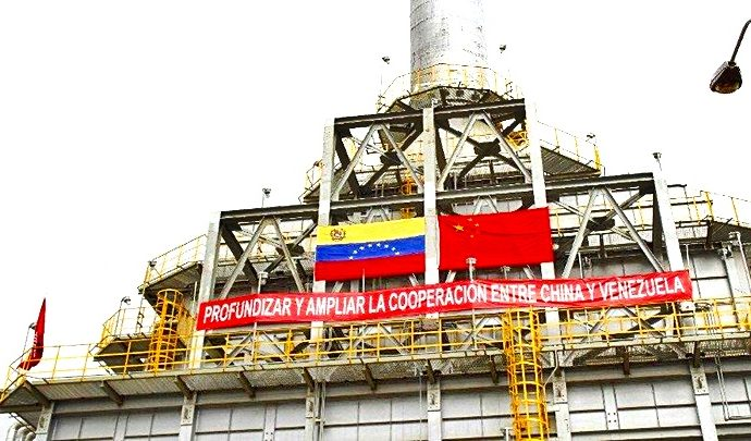 China cesó su compra de crudo venezolano por conflicto con Estados Undos
