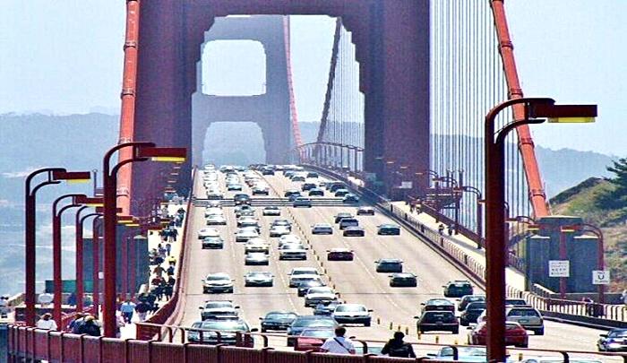 Golden Gate una obra de ingeniería en San Francisco