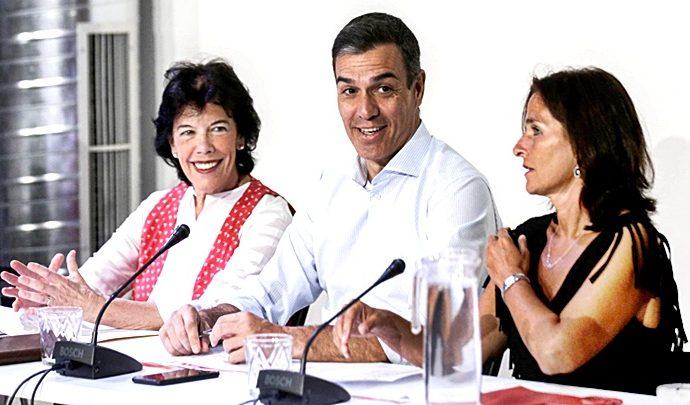 Pedro Sánchez y sus 100 días de funciones