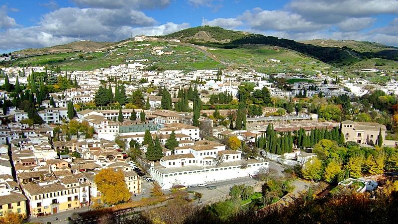 Granada también desborda de encantos