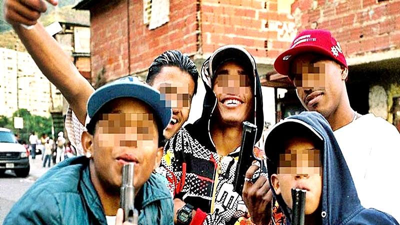 Bandas delictivas venezolanas en auge