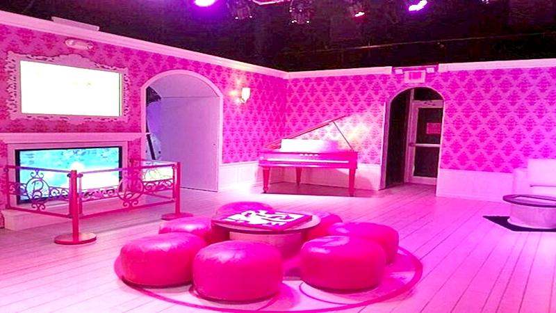 Una Casa Real para Barbie