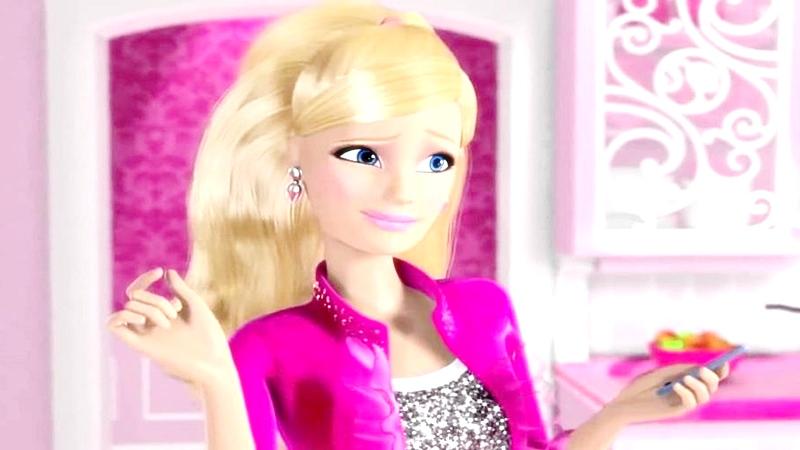 Barbie llegó a sus 60 primaveras color rosa