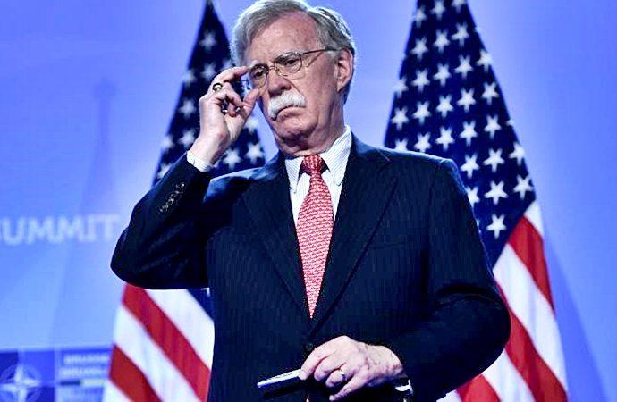 John Bolton deja a la Casa Blanac tras renunciar este martes 10 de septiembre