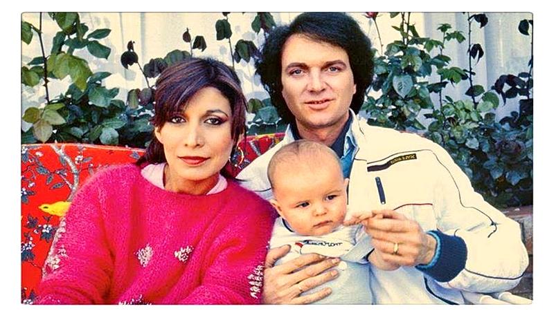 Lourdes Ornelas la madre del hijo de Camilo Sesto