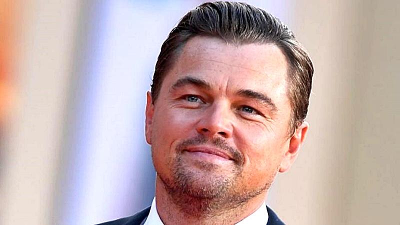 Leonardo DiCaprio, se ve muy bien a su edad