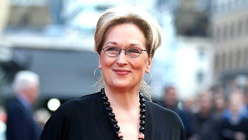 Meryl Streep envejece felizmente