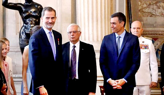 El Rey Felipe no quiere encuentro con Nicolás Maduro, ni Daniel Ortega