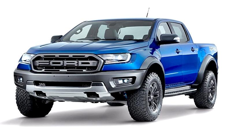 La Raptor 2019 de Ford se confiesa fanática de las aventuras