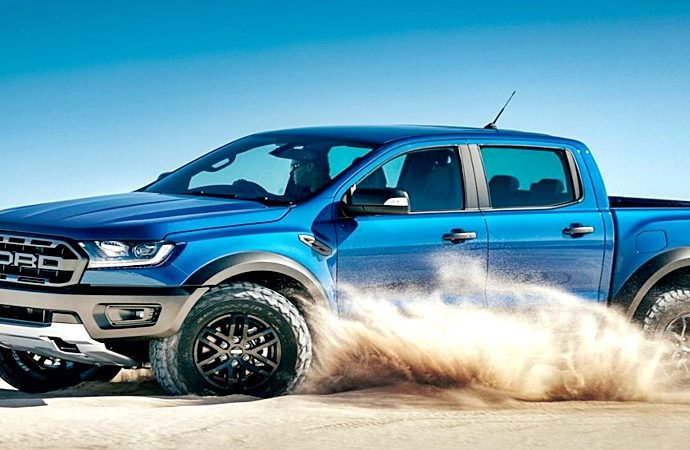 Otra Raptor de Ford