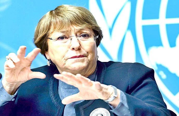 Bachelet realiza el 2do informe de la situación venezolana en el 2019