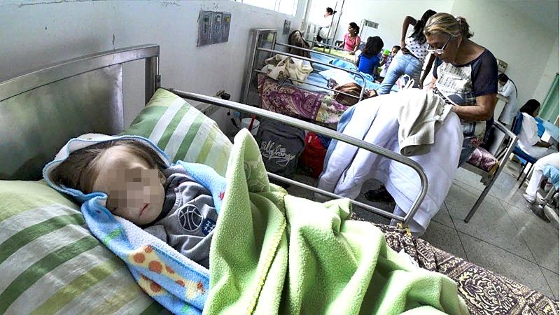 El informe de Bachelet donde manifiesta la situación sanitaria de los venezolanos