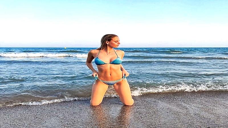 Nathalie Ortega se corona como la máxima de la belleza en España