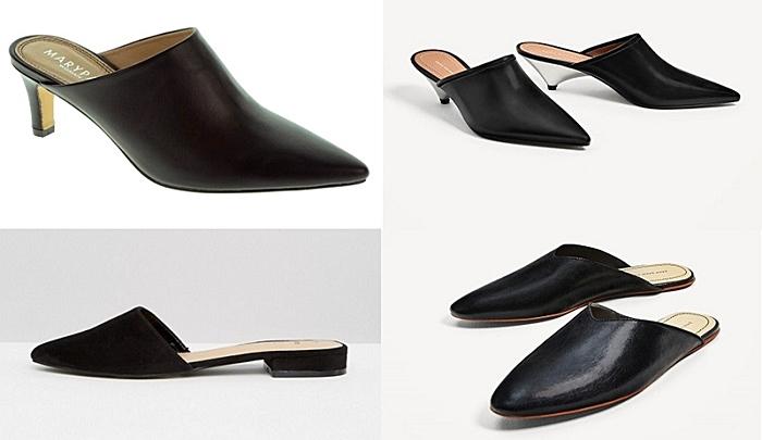 Zapatillas elegantes para muchas ocasiones