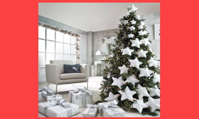Cómo decorar el árbol de Navidad y darle especial iluminación a tu hogar para esta Navidad 2019-2020