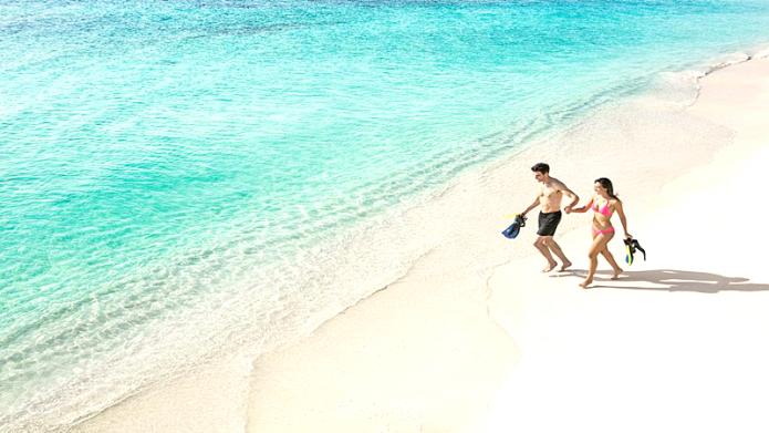 Arenales blanquecinos para disfrutar unas ricas vacaciones