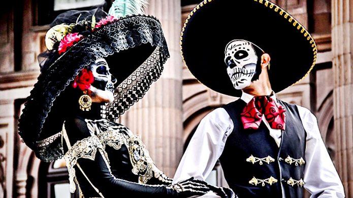La más grande celebración en México desde el 26 de octubre hasta el 3 de noviembre