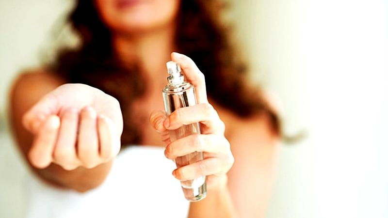 Zonas del cuerpo son claves para que el perfume perdure