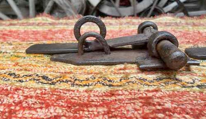 Los cerrojos son usados desde la antigüedad