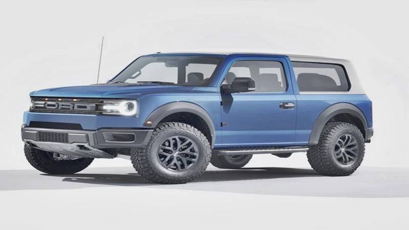 Nueva Bronco de Ford para este 2020