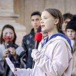 Gretta Thunberg puede ser viajera en una especie de máquina del tiempo