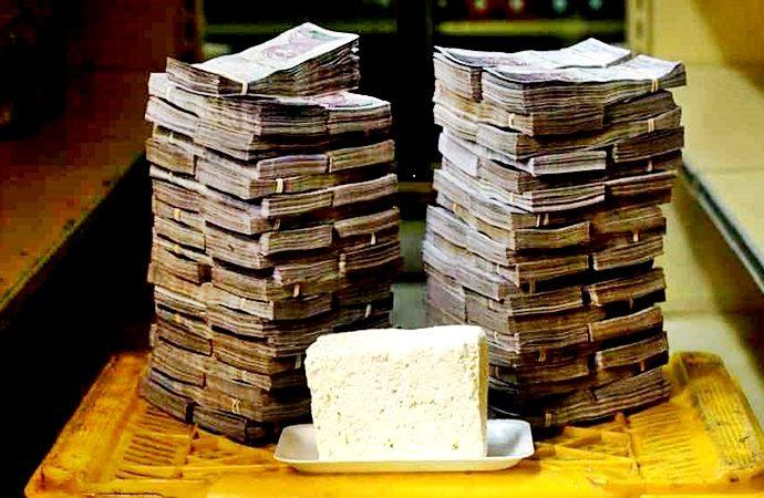 La inflación venezolana no promete mejorar