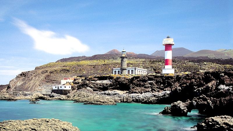 Miles de turistas van a esta isla para saborearse a la naturaleza