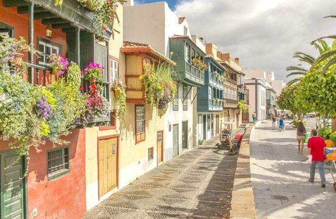 La Palma, exhibe a Santa Cruz de Tenerife
