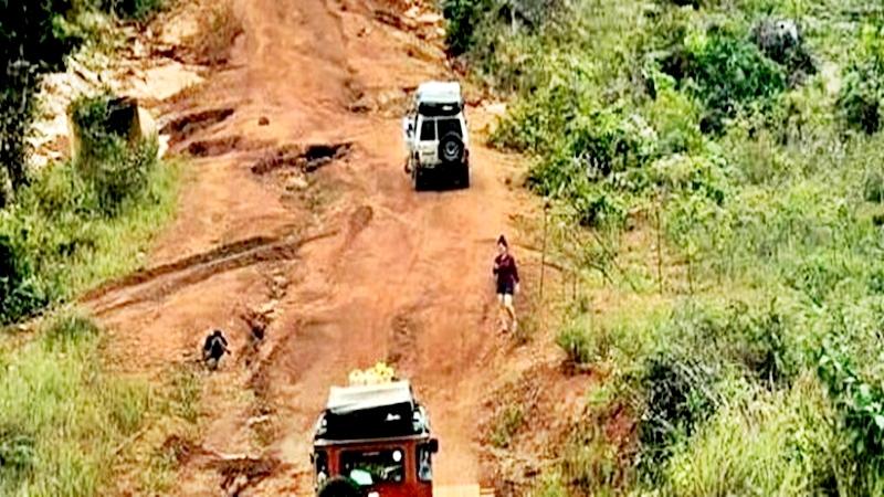 Ciudad Bolívar sufre por sus recursos y sus indígenas