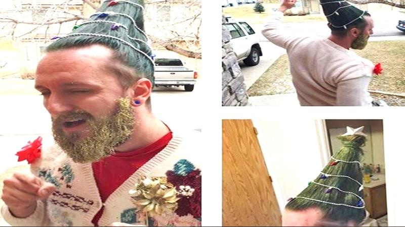 Peinados de Navidad para cualquier género