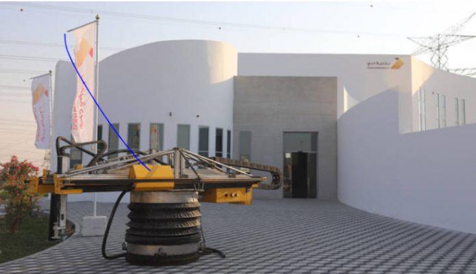 En Dubai la empresa Apis Cor creó el edificio con impresión 3D más grande del país