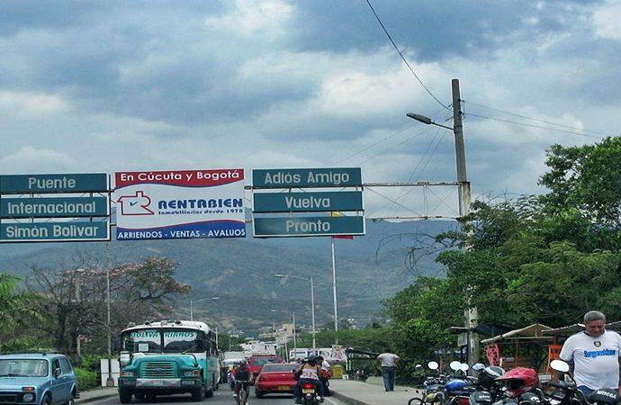 Se agudiza el tráfico de produstos entre las fronteras venezolanas