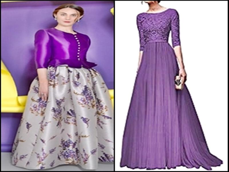 Los vestidos siempre harán elegante a las mujeres