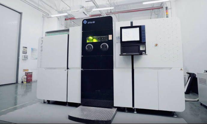 SHINING 3D amplía su vaiedad de impresoras 3D industriales con la EP-M250 Pro