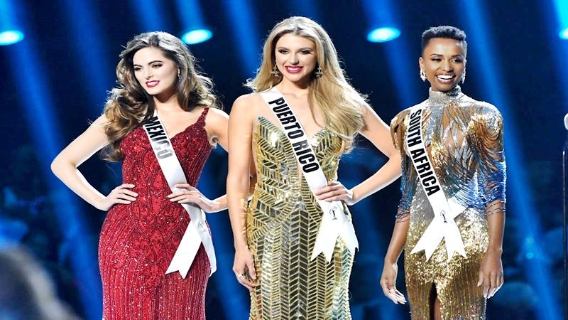 Miss Universo 2019 se batió una gran batalla