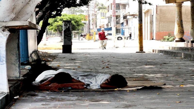 Venezuela atravieza una crisis sin precedentes en el mundo este 2019